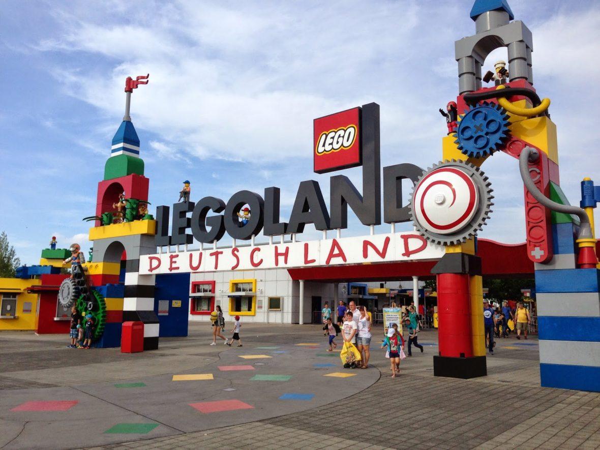 Unser Besuch im LEGOLA...