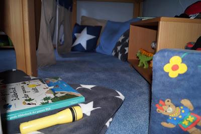 Das Kinderzimmer vom Mini Chef: Die Kuschelhöhle - Mit Kinderaugen ...