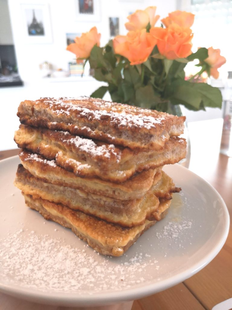 American Breakfast: Einfache French Toast