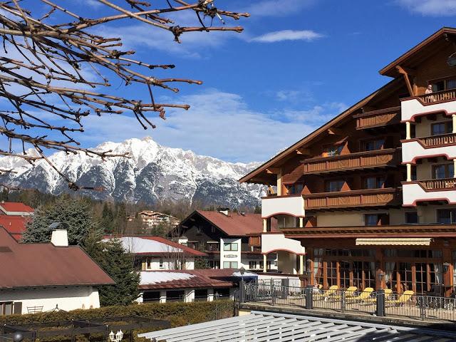 Unser besuch im alpenpark resort in seefeld in tirol mit for Familienunterkunft hamburg