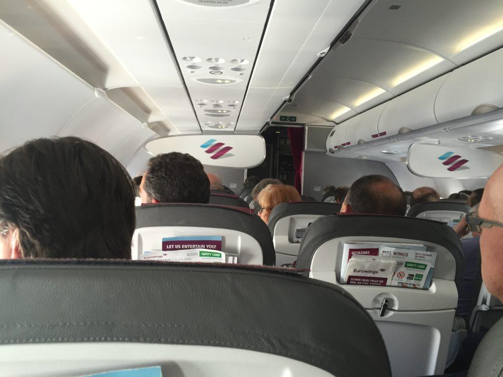 Mit Eurowings nach Lissabon fliegen