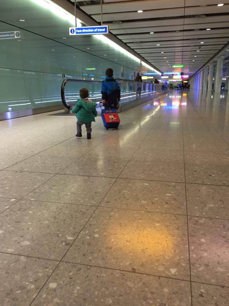 Mit Kindern reisen