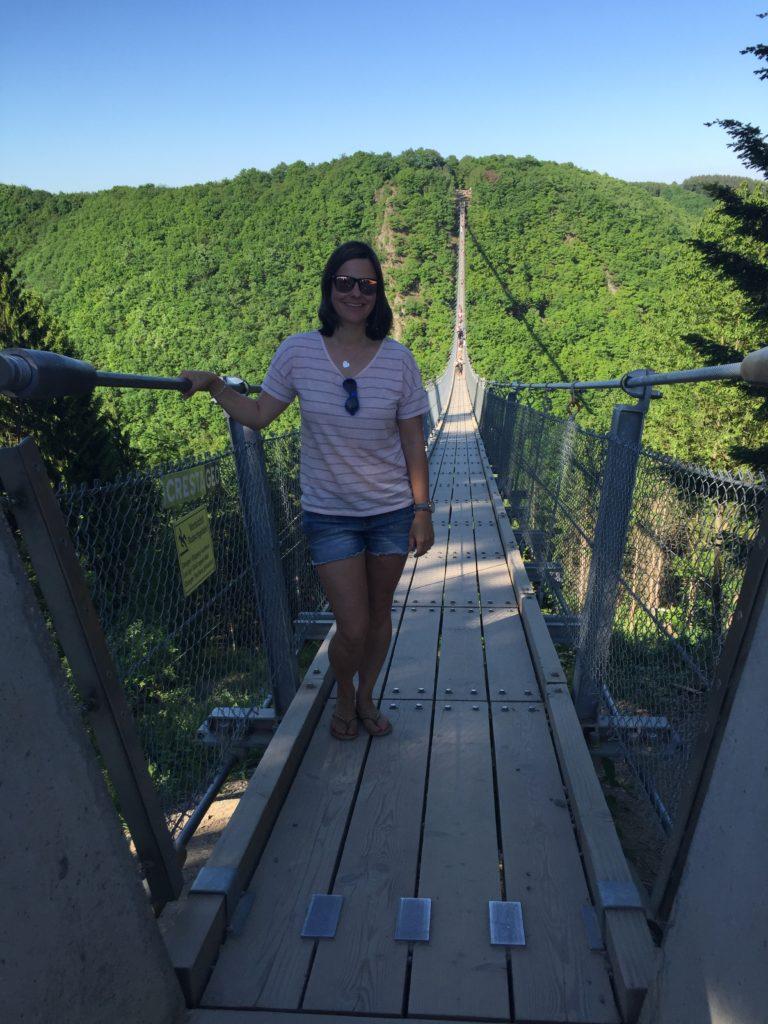 die Geierlay Hängebrücke