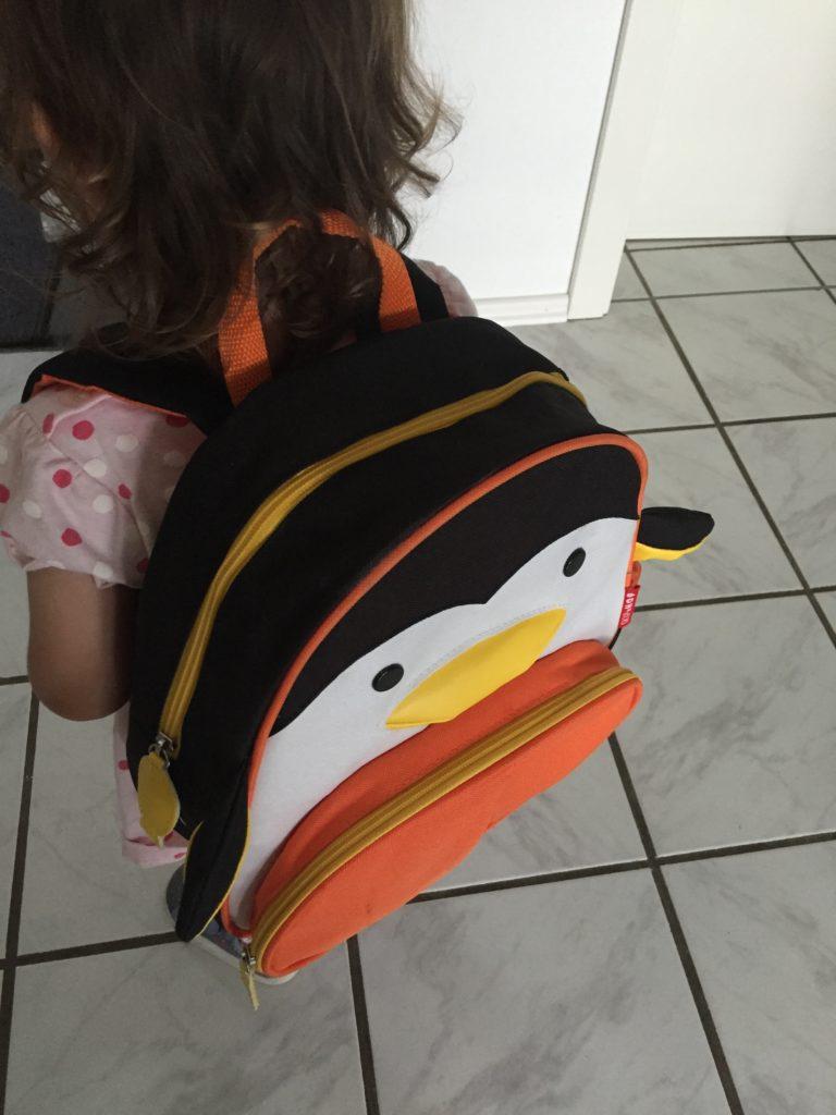 Stillen mit fast zwei Jahren: Kleine, große Mini Chefin
