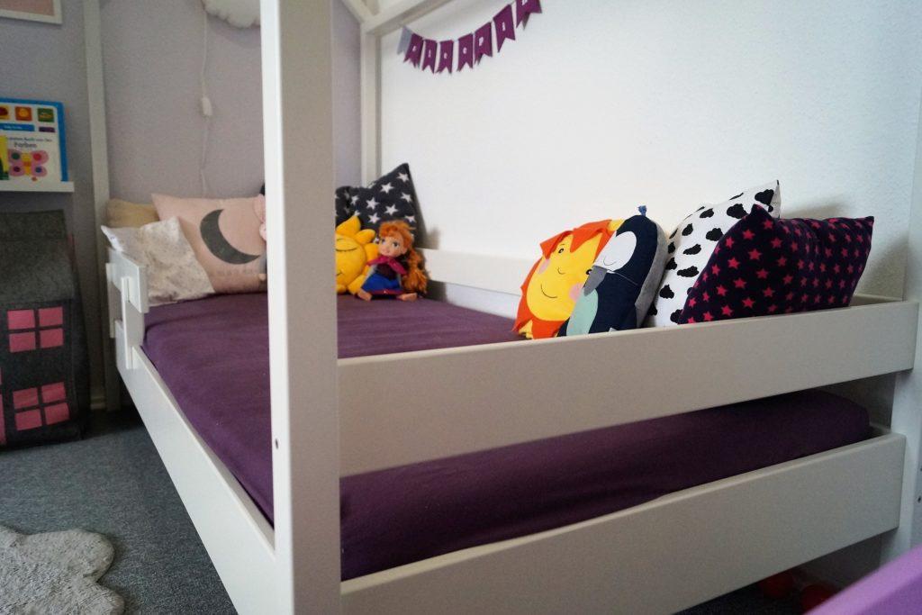 Gemütliches Kinderzimmer für die Mini Chefin