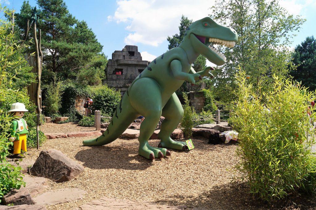 Die Dinowelt vom Playmobil Funpark.