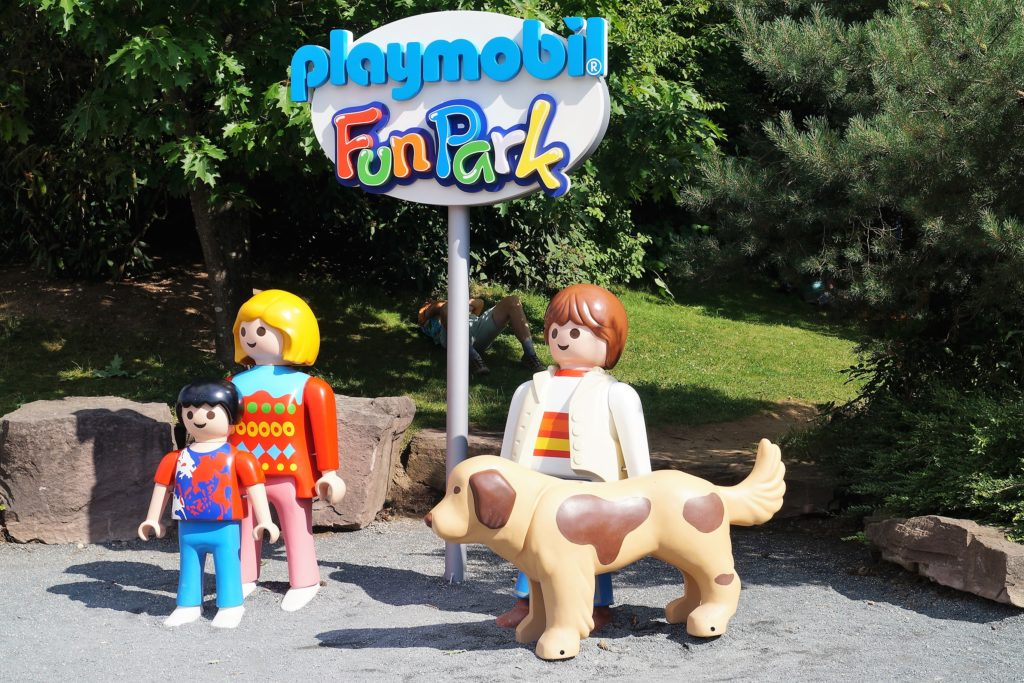 Der Playmobil Funpark in Zirndorf in Bayern