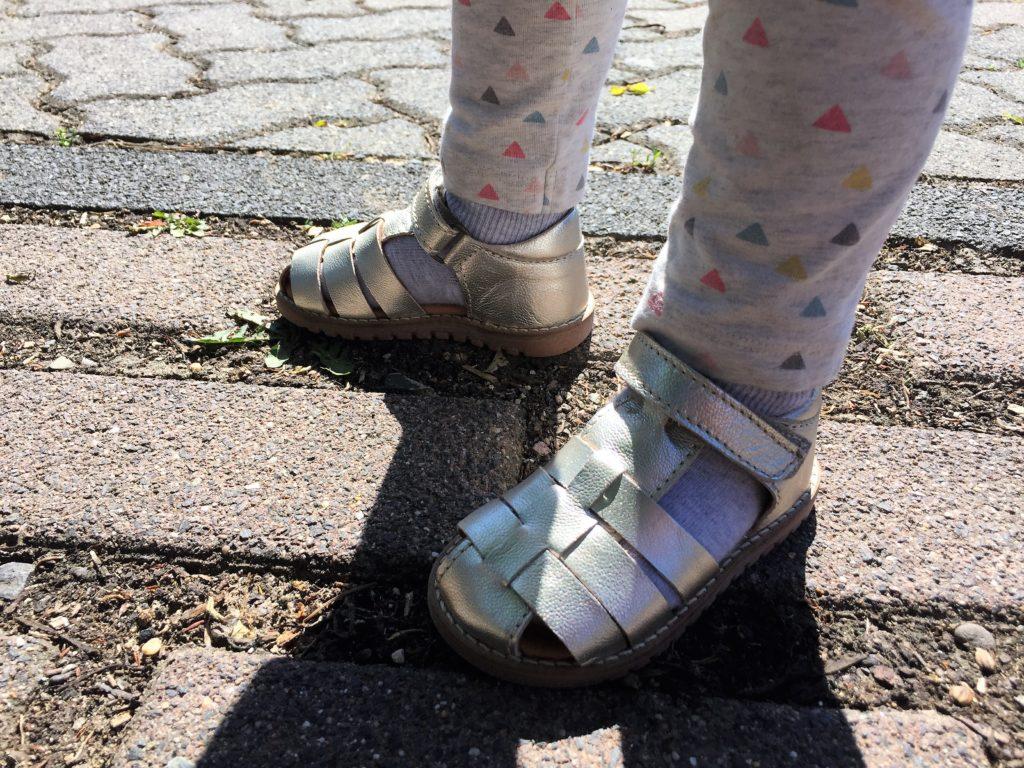 Sandalen von bisgaard für Mädchen