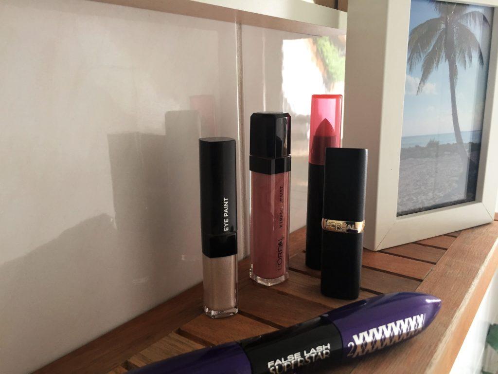 neue Kosmetikprodukte von Loréal