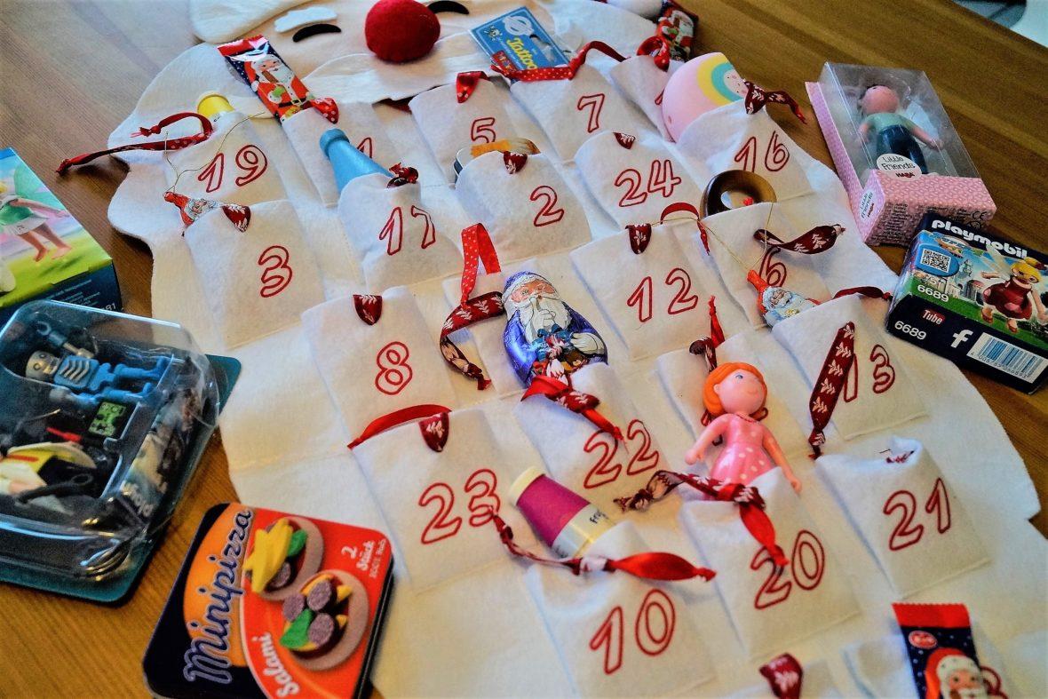 geschenkideen f r den adventskalender mit kinderaugen. Black Bedroom Furniture Sets. Home Design Ideas