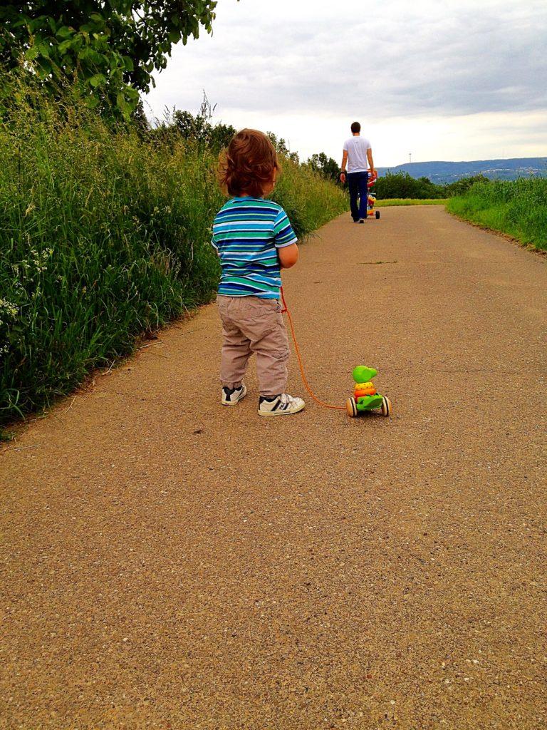 Vom Loslassen, wenn Kinder groß werden
