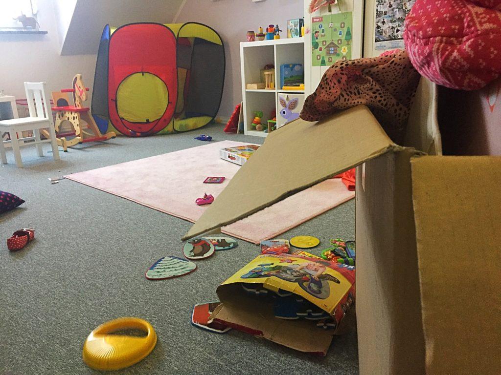 Mädchen Kinderzimmer der Mini Chefin