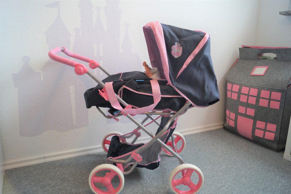 Julia Kombi-Puppenwagen Classic vom Hauck Toys