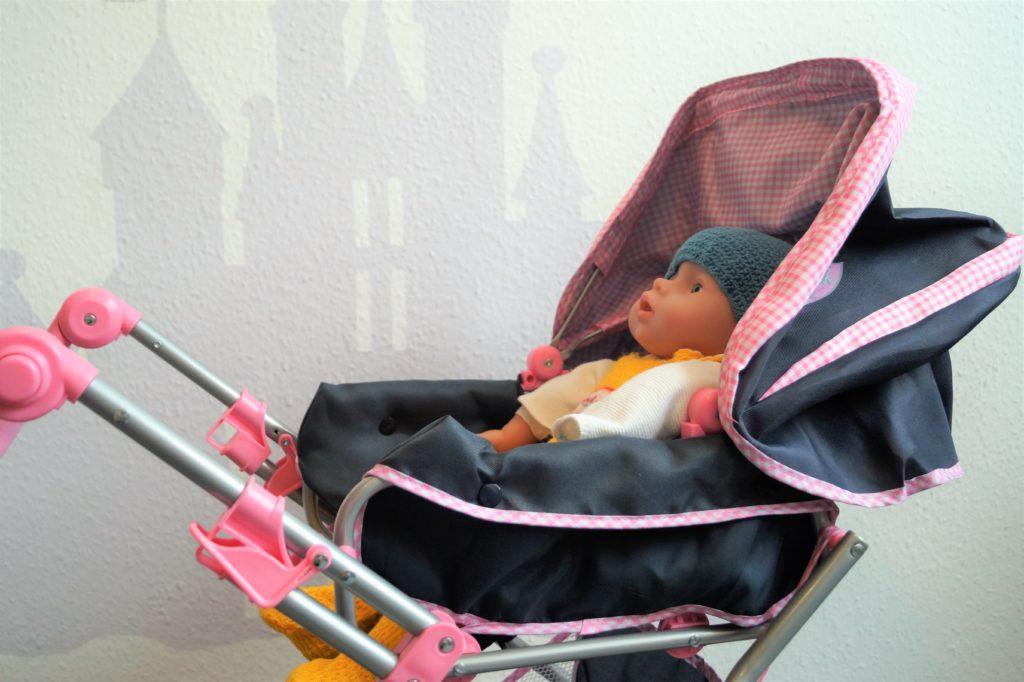 Überzeugt auf ganzer Linie: Der Hauck Toys Julia Kombi-Puppenwagen