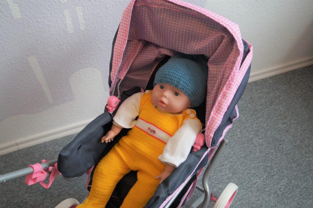 Hauck Toys: Julia Komi-Puppenwagen in der Classic Variante