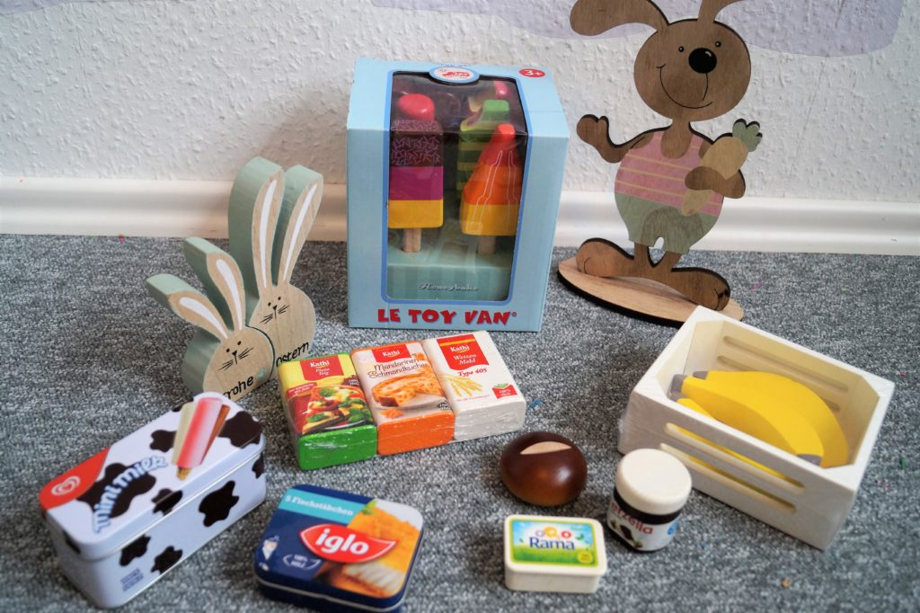 produkte für die kinderküche von kids concept, erzi und le toy van