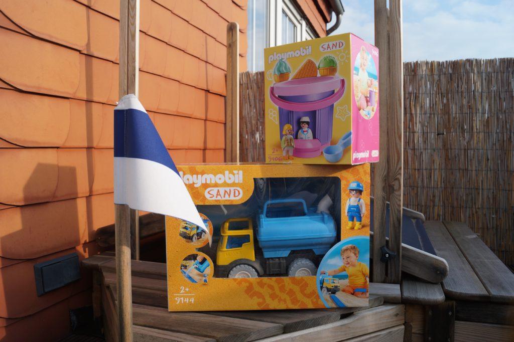Produkte aus der Playmobil Sand Reihe