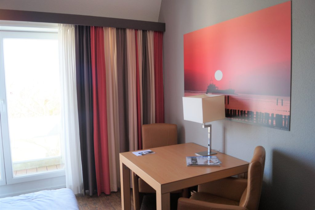 Doppelzimmer vom Badhotel Domburg