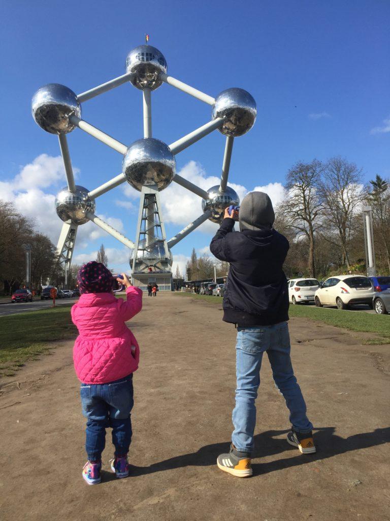 Brüssel mit Kindern ist immer eine Reise wert
