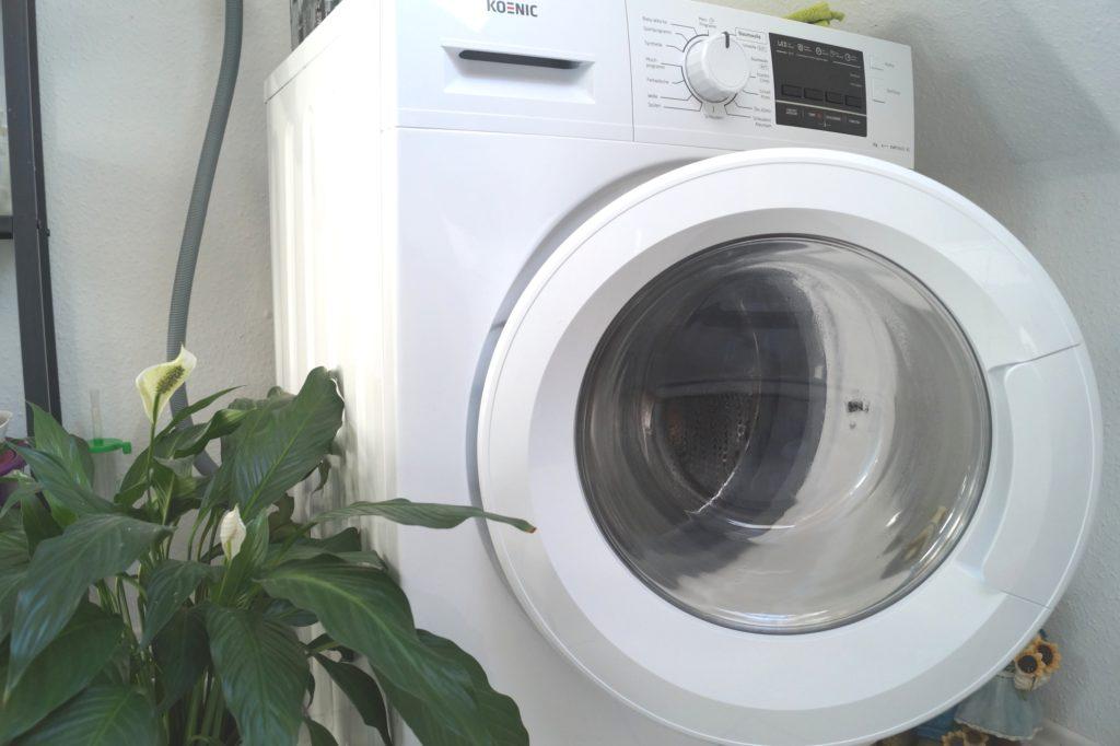 Nach dem urlaub ist vor dem wäsche waschen mit kinderaugen