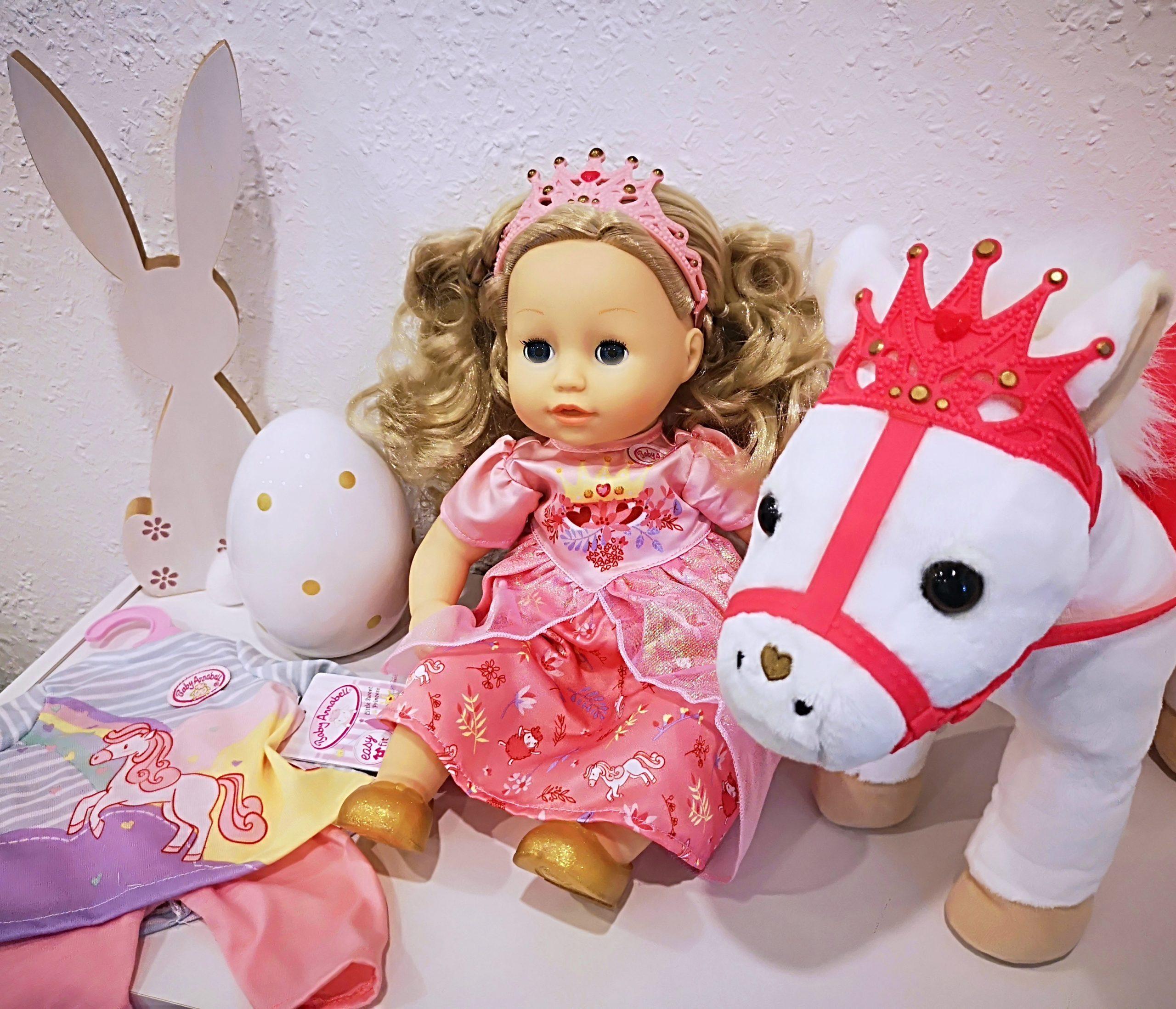 neue baby annabell produkte von zapf creation