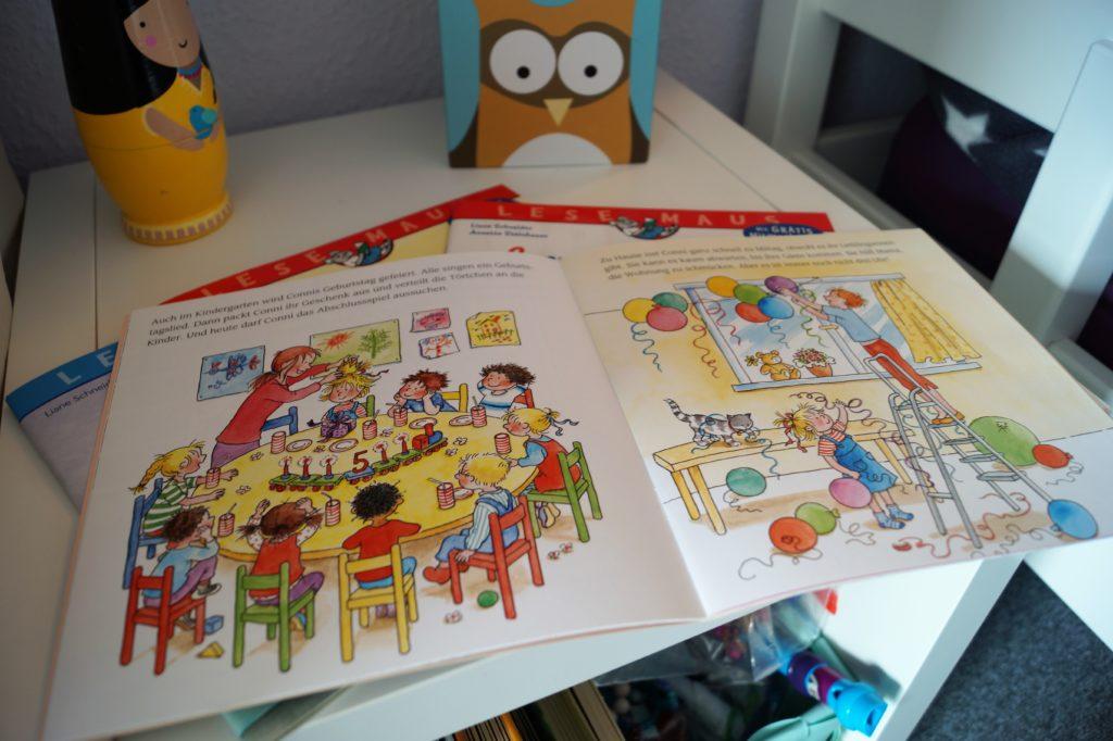 Bücher für Kinder: Conni Lesemaus Bücher