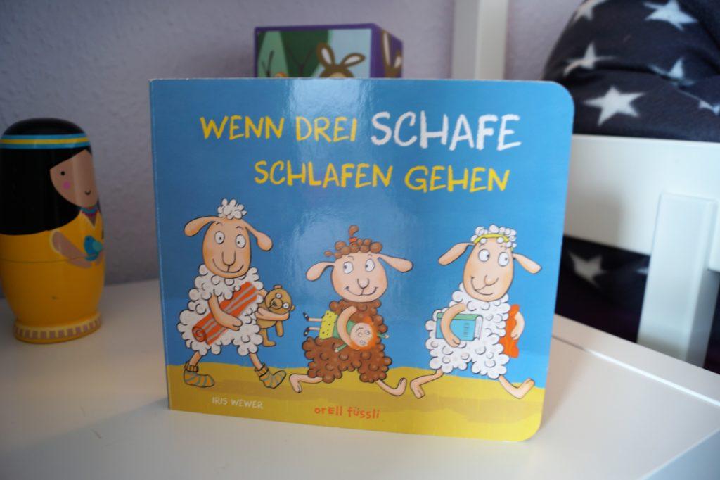 Wenn drei Schafe schlafen gehen vom Orell Füssli Verlag