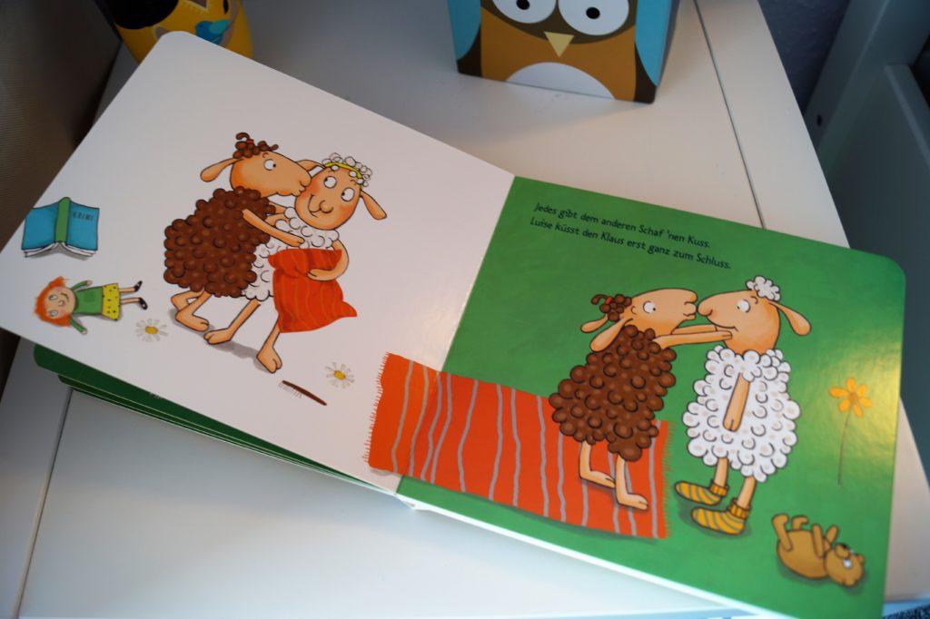 Bücher für Kinder: Wenn drei Schafe schlafen gehen