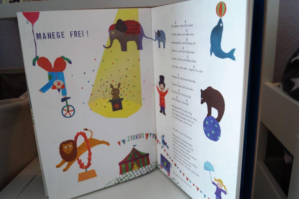 Bücher für Kinder: Grunzen, Murren und Gesang