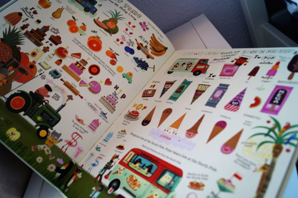 Bücher für Kinder: Show & Tell me the World