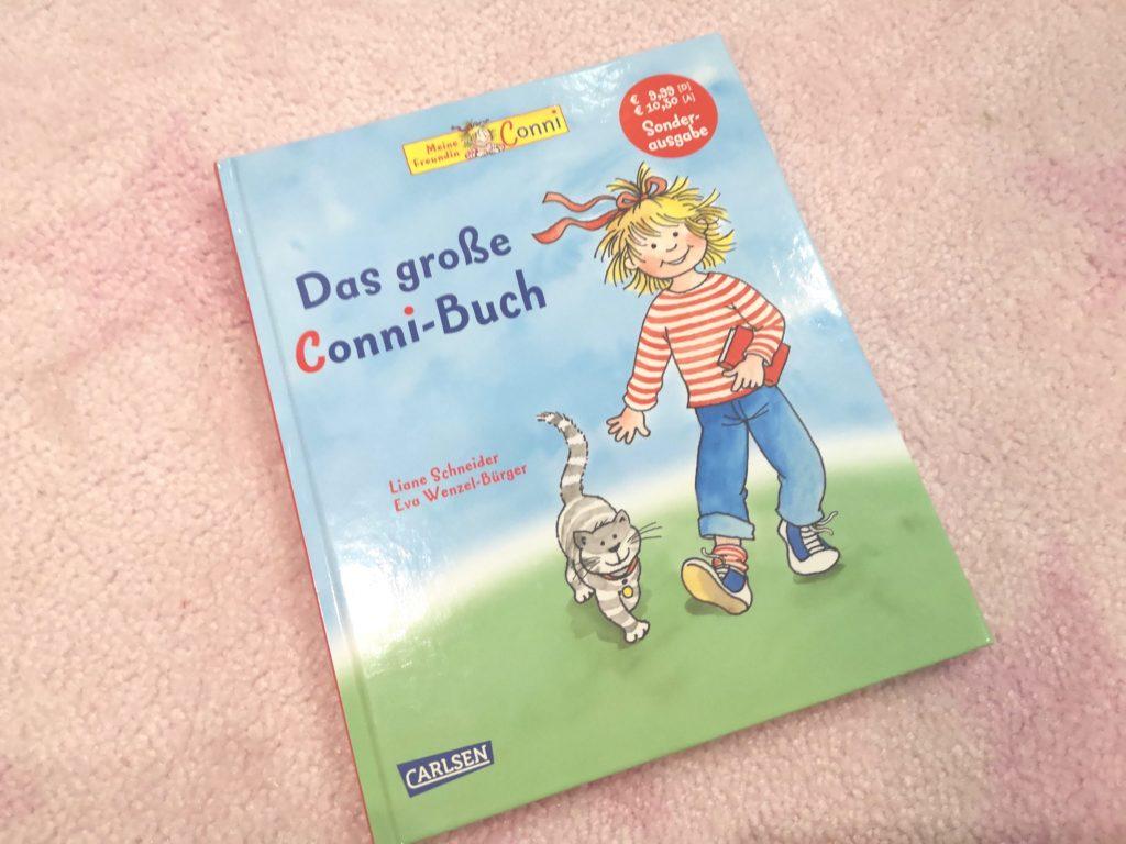 """""""Das große Conni-Buch"""" gewinnen"""