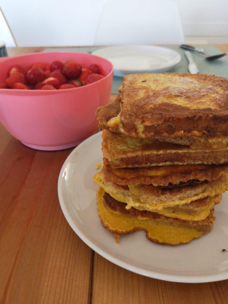 Typisch Amerikanisch: French Toast