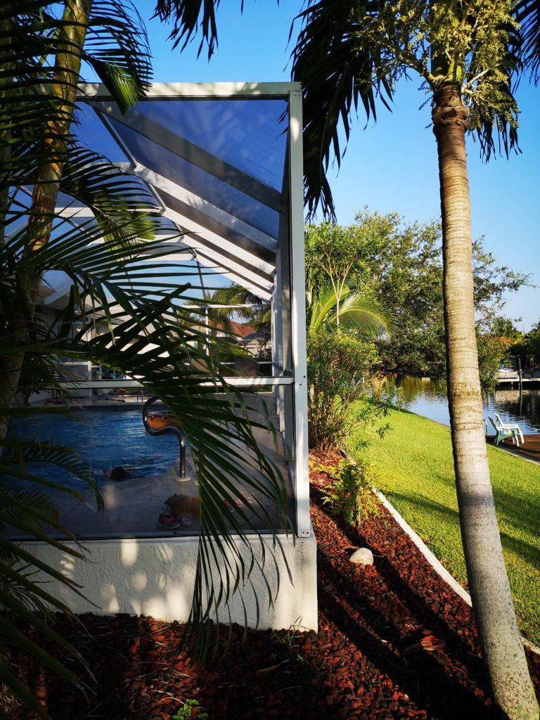 Wunderschöne Natur in Florida