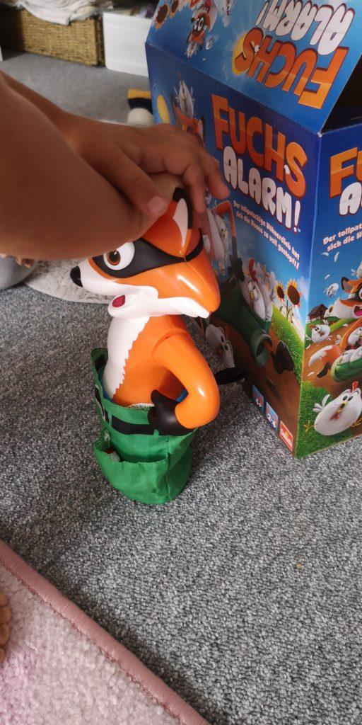Fuchs Alarm von Goliath Toys
