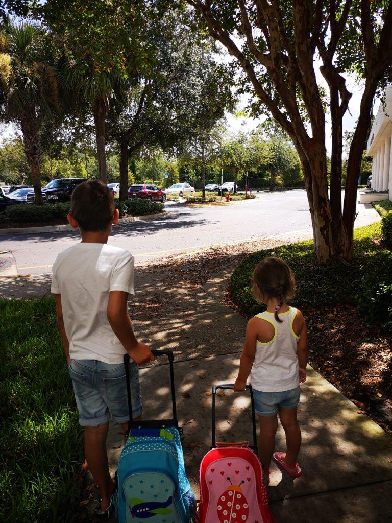 Mit Kindern die USA erleben