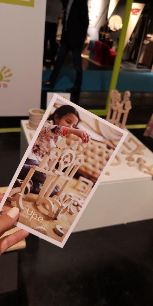 Upe ist der Gewinner vom Kids Design Wettbewerb