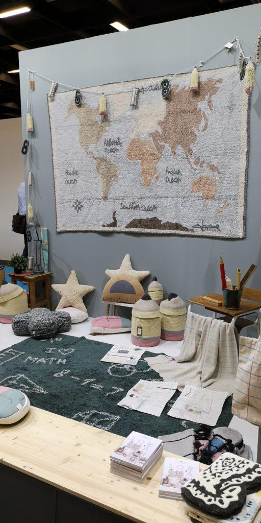 teppiche und accessoires von lorena canals