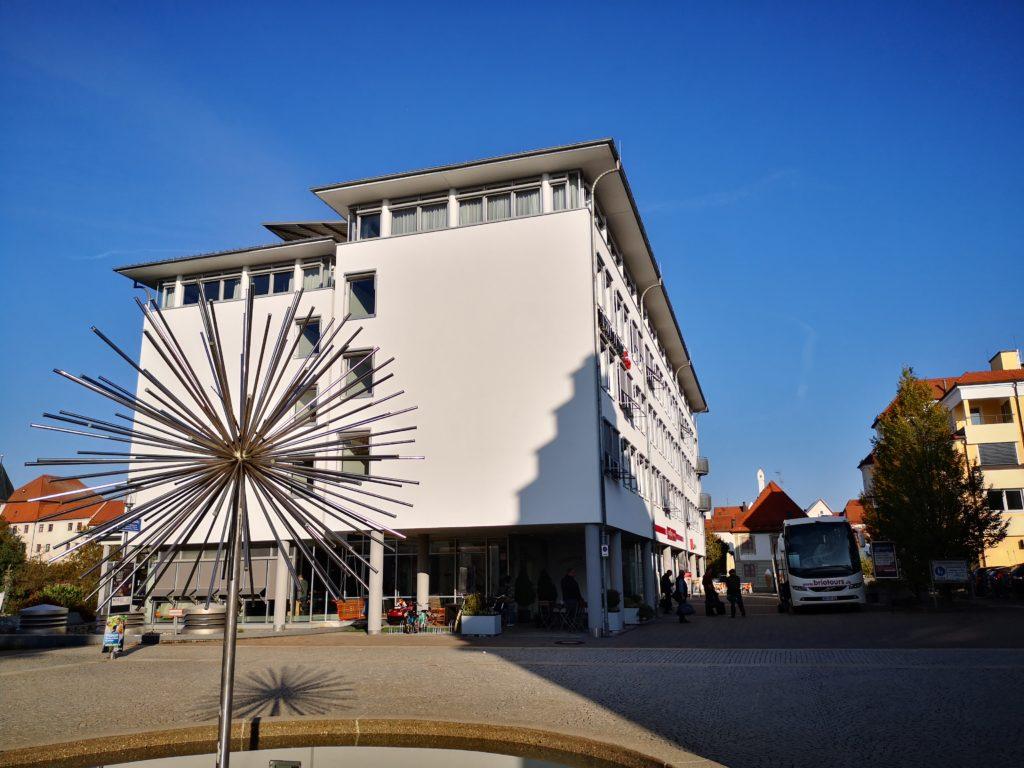 hotel in günzburg: vienna house easy