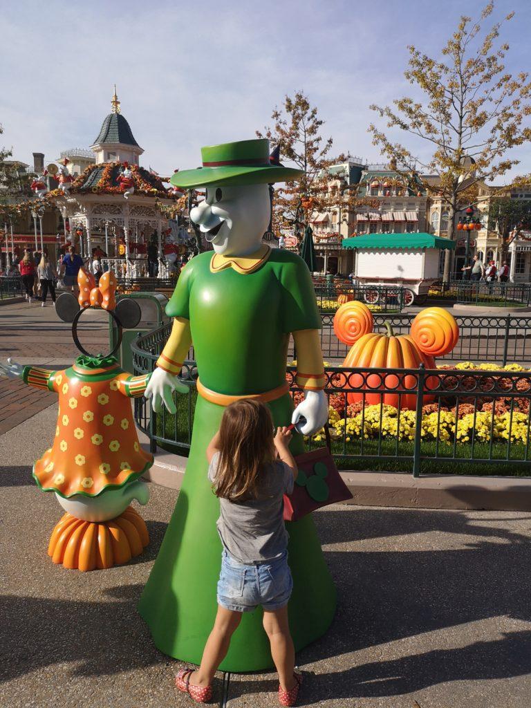 Anfassen erlaubt im Disneyland Paris