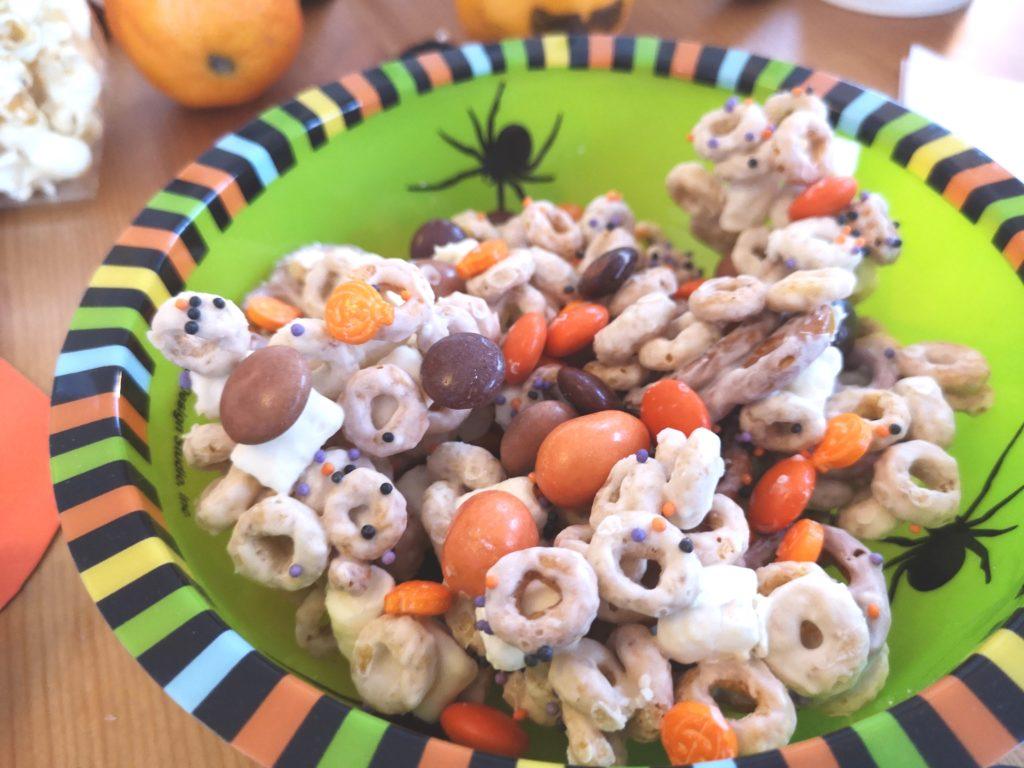 Perfekt für die Halloween Party: Halloween Crunch