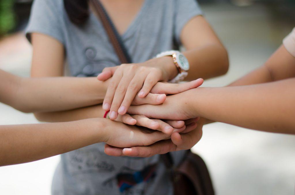 Zusammenhalt in der Familie ist wichtig