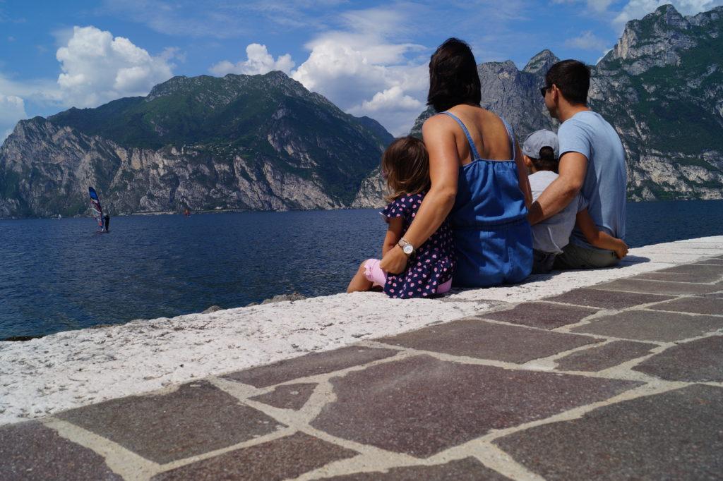 Familienurlaub am Gardasee Mai 2018