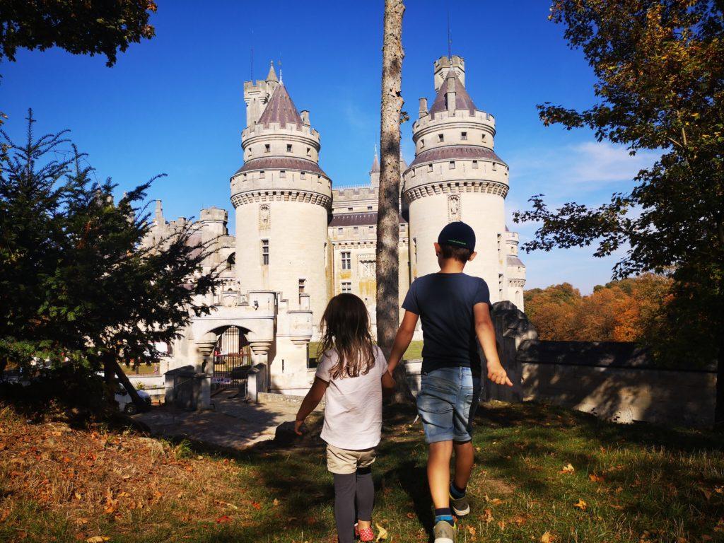 Wunderschönes Château de Pierrefonds
