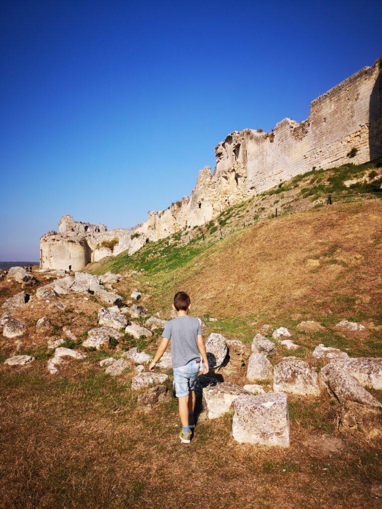 Perfekt für Erkundungen: Burg Coucy