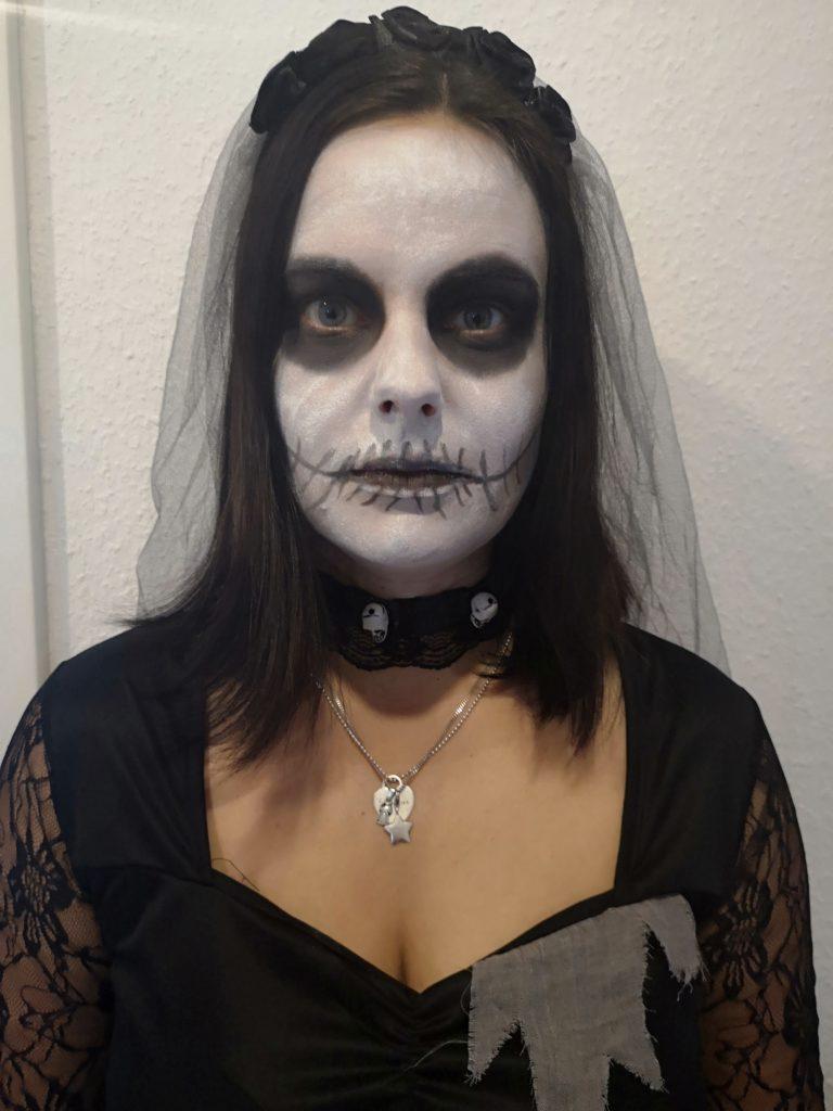 Halloween Party: Zombie Braut Verkleidung
