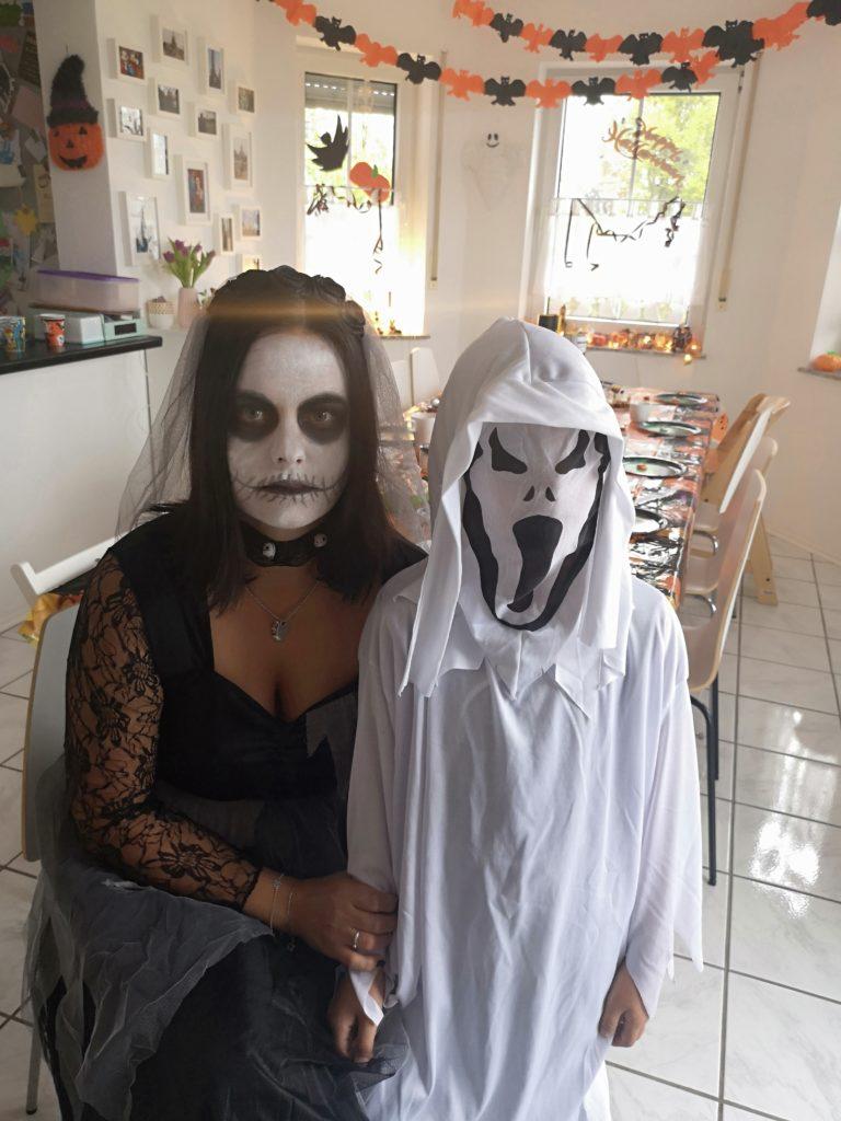 Halloween mit Kindern: Die Kostüme