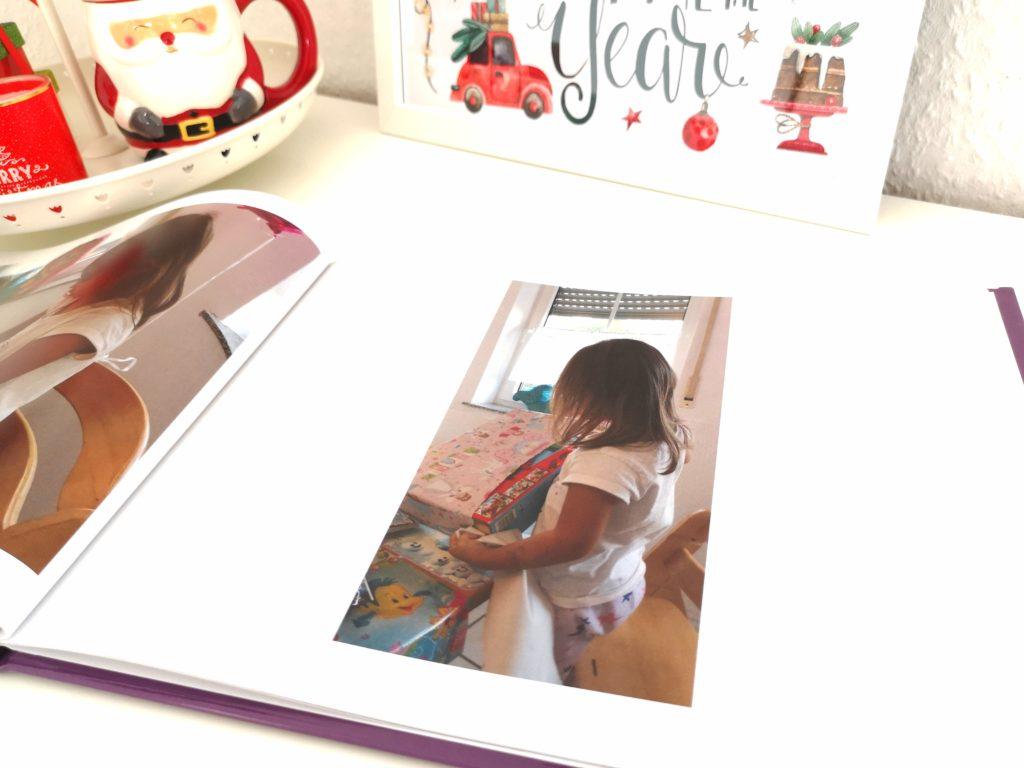 geschenke zu weihnachten: fotobücher von sendmoments