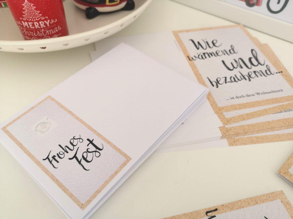 personalisierte weihnachtskarten von sendmoments