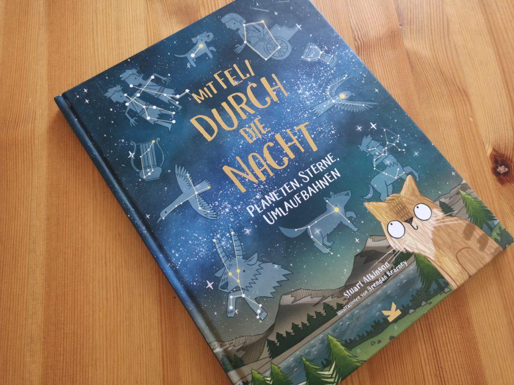 Mit Feli durch die Nacht vom Laurence King Verlag
