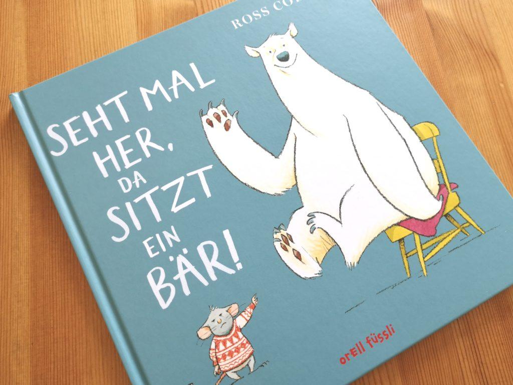 Seht mal her, das sitzt ein Bär! vom orell füssli Verlag